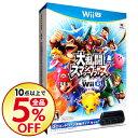 【中古】Wii U 【接続タップ付】大乱闘スマッシュブラザーズ for WiiU ゲームキューブコントローラ接続タップセット 初回限定版