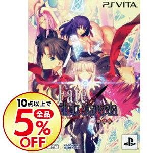 【中古】PSVITA 【ねんどろいどぷち・設定資料集2冊付】Fate/hollow ataraxia 初回限定版