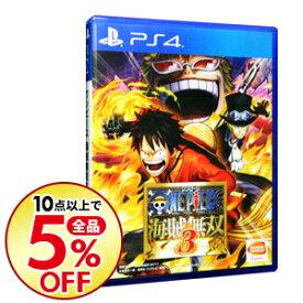 【中古】PS4 ワンピース 海賊無双3