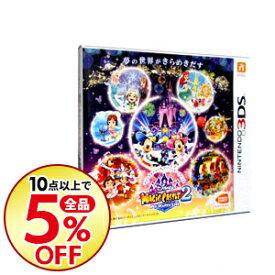 【中古】N3DS ディズニー マジックキャッスル マイ・ハッピー・ライフ2