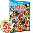 【中古】Wii U 太鼓の達人 あつめて★ともだち大作戦!