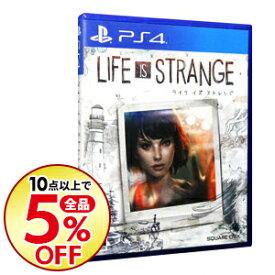 【中古】【全品5倍】PS4 ライフ イズ ストレンジ(Life is Strange)