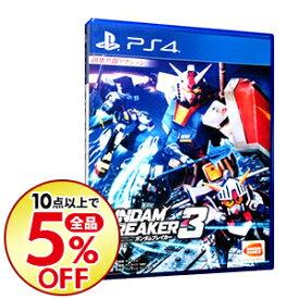 【中古】【全品5倍!10/30限定】PS4 ガンダムブレイカー3