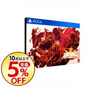 【中古】PS4 【ビジュアルブック・CD・Blu−ray付】GUILTY GEAR Xrd −REVELATOR− Limited Box