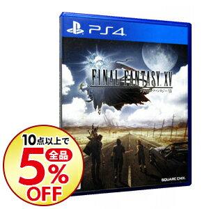 【中古】PS4 ファイナルファンタジー XV