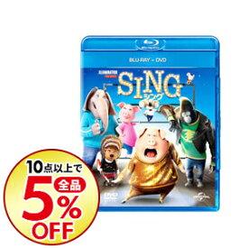 【中古】【Blu−ray】SING/シング ブルーレイ+DVDセット / ガース・ジェニングス【監督】