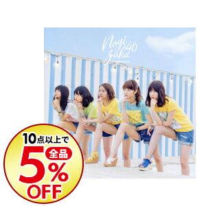 【中古】【CD+DVD】逃げ水 TYPE−C / 乃木坂46