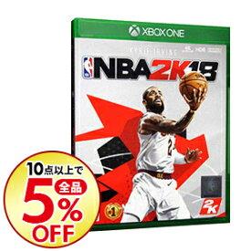 【中古】Xbox One NBA 2K18