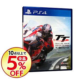【中古】PS4 TT Isle of Man(マン島TTレース):Ride on the Edge