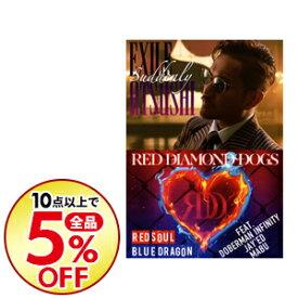 【中古】ATSUSHI,RED DIAMOND DOGS/ 【CD+3DVD】Suddenly/RED SOUL BLUE DRAGON