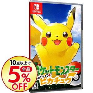 【中古】Switch ポケットモンスター Let's Go!ピカチュウ