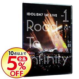 【中古】アイドリッシュセブン 1st LIVE「Road To Infinity」Day1 / アニメ