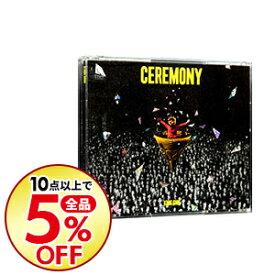 【中古】【全品10倍!12/5限定】King Gnu/ 【CD+Blu−ray】CEREMONY 初回生産限定盤 [プレイパスコード付属なし]