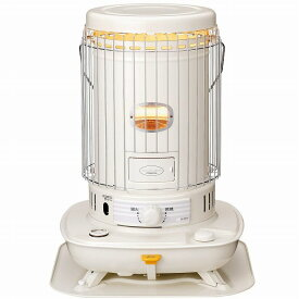 コロナ 石油ストーブ 対流型 (木造17畳まで/コンクリート23畳まで) 耐震自動消化装置付き ホワイト SL-6619(W)