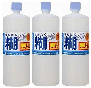 カネヨノール 750ml×3個セット カネヨ石鹸 洗濯のり 液体タイプ