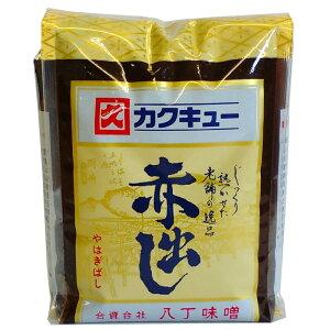 カクキュー 赤出し味噌  やはぎばし 1kg 6個セット送料無料 【業務用食品】