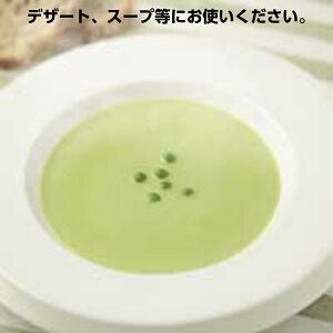 【冷凍】カゴメ グリーンピースピューレー 1kg 【業務用食品】【10,000円以上で送料無料】 デザート スープ