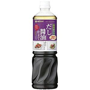 ミツカン 香味和ドレ だし醤油仕立て 1L 6本セット送料無料 【業務用食品】