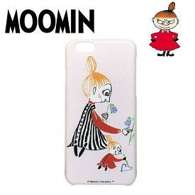 LINE限定クーポン配布中!ムーミン iPhone6/6sケース ミイ&ミムラ(MM-8757)北欧 iPhone6ケース iPhone6Sケース かわいい キャラクター グッズ