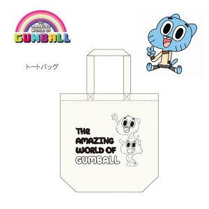 最大2000円クーポン配布中 おかしなガムボール トートバッグ ナチュラル ランチトート 手提げ かばん 鞄 かわいい キャラクター グッズ