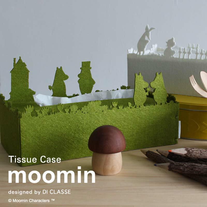 ムーミン ティッシュケース 北欧 フェルト製 ミー スナフキン かわいい 人気 キャラクター グッズ