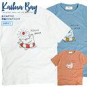 楽天市場 ブランド別 Kailua Bay カイルアベイ Kailua Bay カイルアベイ トップス Kailua Bay カイルアベイ Tシャツ renovatio