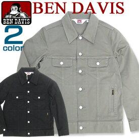 BEN DAVIS Gジャン ベンデイビス チノジャケット ベンデービス ジージャン ジャケット カジュアルジャケット BEN-136