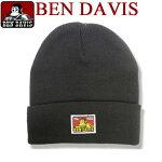 1.モデルフォト(bendavisニットキャップベンデイビスニット帽)