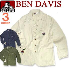 BEN DAVIS ジャケット ベンデイビス メンズ ベンデービス  フロントのポケットのベンデビのブランドタグがアクセント。カジュアルに使いやすい一枚。シンプルで大人カッコイイスタイルの長袖ジャケットが登場しました。BEN-906