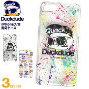 DUCKDUDEiPhoneケースダックデュードアイフォン7/8ケース
