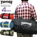 THRASHER バッグ スラッシャー ショルダーバッグ ★ スケーターブランドのスラッシャーのロールバッグ。THRASHERの大きくプリントされたブランドロゴ...