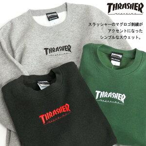 THRASHERトレーナースラッシャースウェット