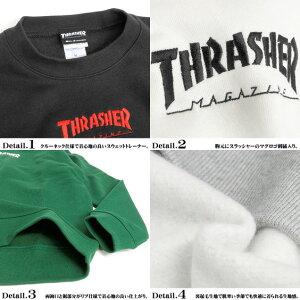 THRASHERトレーナースラッシャースウェット商品詳細