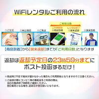 wifiレンタル海外タイ4泊5日プラン海外WiFi[大容量プラン1日500MB]1日料金800円[高速4G-LTE]ワールドWiFiレンタル便【レンタルWiFi海外】