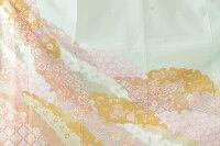 ★新作★〔レンタル訪問着〕付下げ訪問着レンタル《新品足袋プレゼント》〔入学式〕〔結婚式〕〔お宮参り〕〔七五三〕〔お茶会〕【母着物】【女性和服】【ほうもんぎ】153cm〜163cm前後かなこ刺繍牡丹1.80(ピンク/水色/黄色/グリーン)