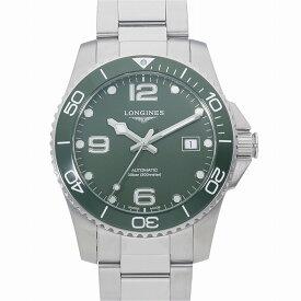 ロンジン ハイドロ コンクエスト グリーン L3.781.4.06.6 新品 メンズ(男性用) 送料無料 腕時計