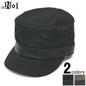 ワークキャップ メンズ ブランド レディース 春夏 秋冬 NOL ノル レザー 切替し キャップ ブラック 黒 モカ ベージュ 大きいサイズ 小さいサイズ 帽子 一年中