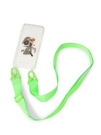 [Rakuten Fashion]【SALE/34%OFF】MPコラボクリアケース iPhone7/8 Me% レピピアルマリオ ファッショングッズ 携帯ケース/アクセサリー グリーン ピンク【RBA_E】