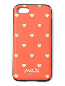 [Rakuten Fashion]【SALE/36%OFF】マットハートDOTSミラー7/8(iPhone7/8/SE対応) Me% レピピアルマリオ ファッショングッズ 携帯ケース/アクセサリー オレンジ グリーン ブラック【RBA_E】