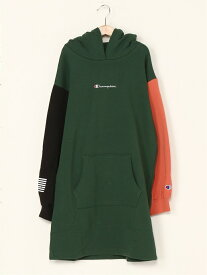 [Rakuten Fashion]CP/クレージーPOP Champion レピピアルマリオ ワンピース キッズワンピース グリーン ブラック【送料無料】