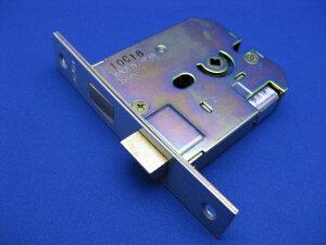 アルファ 3690サムロック用錠ケースバックセット60ミリ 玄関 ドア 扉 修理 補修 交換 部品 パーツ