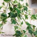 【造花】アスカ(asca) オランダアイビーバイン 約44cm 1本【A-42138】【葉材 人工植物 フェイクグリーン アーティフィシャルフラワー】