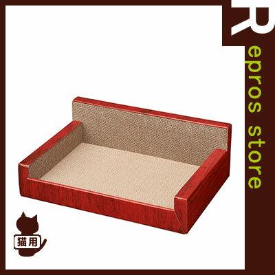 ◆ガリガリラウンジ スクラッチャー 猫のつめとぎ ベッド兼用タイプ またたび付き エイムクリエイツ▼g ペット グッズ キャット 猫 ベッド ハウス 爪とぎ ネイルケア