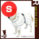 ◆レインコート TWR-S オフホワイト アイリスオーヤマ ▼g ペット グッズ 犬 ドッグ