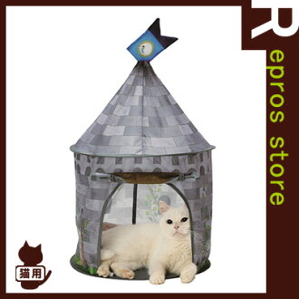 SPORTPET体育宠物猫帐篷早晨的城D-culture▼a宠物猫猫玩具猫塔