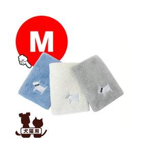 ☆クイックドライタオル M BL[ブルー] フレックス販売 ▽b ペット グッズ 犬 ドッグ 猫 キャット
