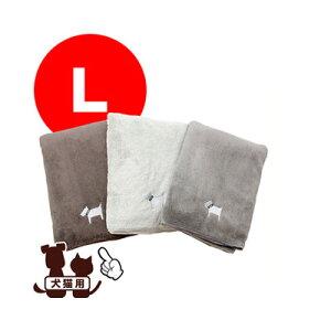 ☆クイックドライタオル L BR[ブラウン] フレックス販売 ▽b ペット グッズ 犬 ドッグ 猫 キャット