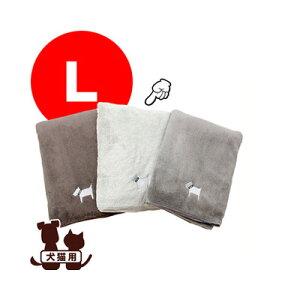 ☆クイックドライタオル L BE[ベージュ] フレックス販売 ▽b ペット グッズ 犬 ドッグ 猫 キャット