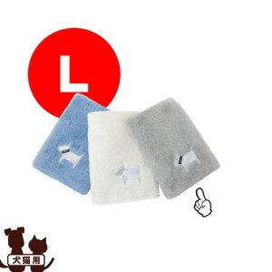 ☆クイックドライタオル L GY[グレー] フレックス販売 ▽b ペット グッズ 犬 ドッグ 猫 キャット