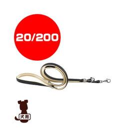 ferplast ファープラスト デイトナ GA 20/200 ブラック ファンタジーワールド ▼w ペット グッズ 犬 ドッグ アクセサリー リード